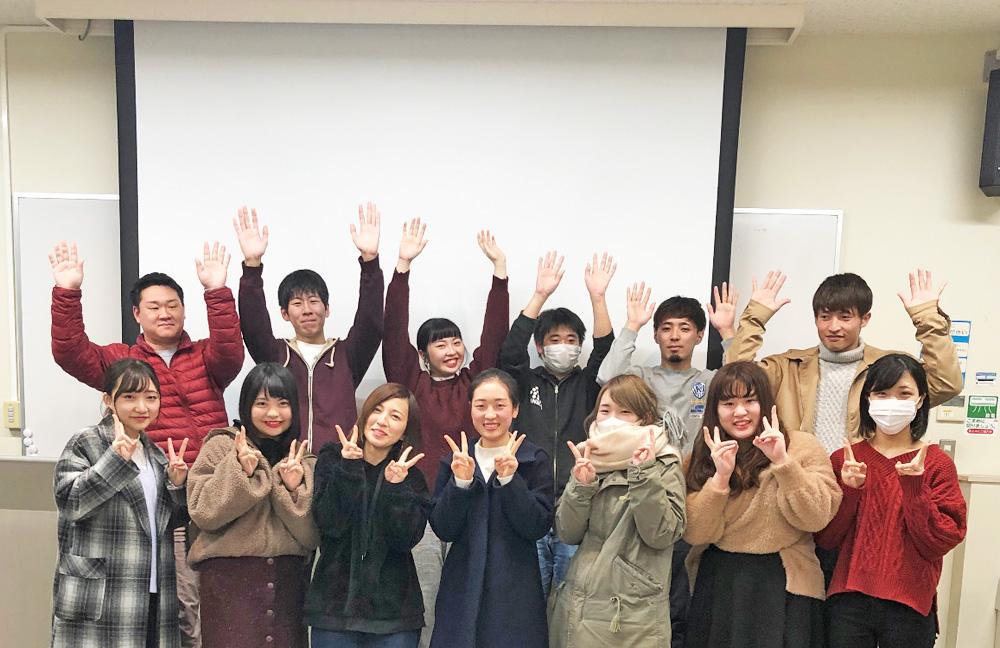 鹿児島大学法文学部中国人留学生が片桐ゼミで留学体験報告鹿児島大学法学部